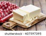butter | Shutterstock . vector #407597395