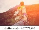 Brave And Romantic Traveler...