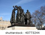 The Burghers Of Calais  Les...