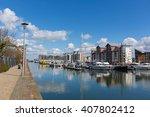 portishead near bristol...   Shutterstock . vector #407802412