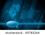 abstract vector background | Shutterstock .eps vector #40783264