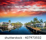Fort Lauderdale At Sunset ...