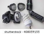 lamps | Shutterstock . vector #408059155
