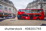 london nov 09 view of oxford... | Shutterstock . vector #408201745