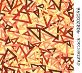 abstract seamless pattern of... | Shutterstock .eps vector #408203596