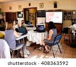 johannesburg  south africa  ... | Shutterstock . vector #408363592