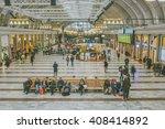 stockholm  sweden   october 13  ... | Shutterstock . vector #408414892
