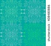 molluscs geometric pattern.... | Shutterstock .eps vector #408480886