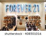 new york   march 19  2016 ... | Shutterstock . vector #408501016