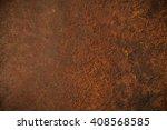 old metal iron rust texture   Shutterstock . vector #408568585