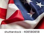 Stars And Stripes Flag...