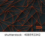 abstract  background with... | Shutterstock .eps vector #408592342