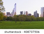 new york  usa   may 6  2015 ... | Shutterstock . vector #408737506