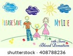 blood donation motivation...