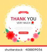 family month illustration | Shutterstock .eps vector #408809056