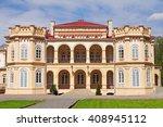 Royal Palace In Poland  Tyczyn...