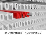 mvc in the form of a binary...