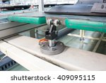 pneumatic cylinders use on... | Shutterstock . vector #409095115