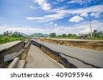 portoviejo  ecuador   april  18 ... | Shutterstock . vector #409095946
