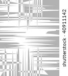 gray and white spiky background   Shutterstock .eps vector #40911142