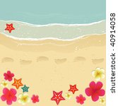 Plumerias  Starfishes And...