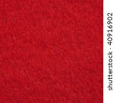 High Magnification Red Felt...