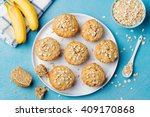 Healthy Vegan Oat Muffins ...