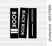 electronic book design  | Shutterstock .eps vector #409170886