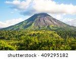 Arenal Volcano. Costa Rica