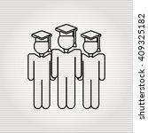 teamwork concept design  | Shutterstock .eps vector #409325182