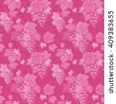 beautiful natural seamless...   Shutterstock .eps vector #409383655