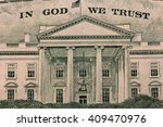 dollar money | Shutterstock . vector #409470976