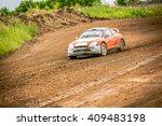 rally car racing