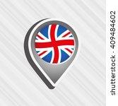 london city design  | Shutterstock .eps vector #409484602