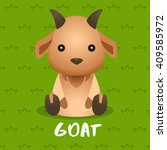 Goat   Farm Animal   Vector...