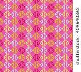 ethnic boho seamless pattern.... | Shutterstock .eps vector #409640362