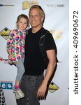 Small photo of LAS VEGAS - APR 17: Delilah Grace Fabian, Patrick Fabian at the Milk + Bookies Story Time Celebration at the California Market Center on April 17, 2016 in Los Angeles, CA