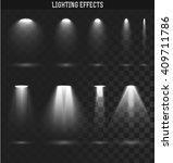 Set Light Effect. Ies From The...