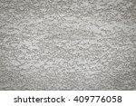cement plaster wall texture... | Shutterstock . vector #409776058