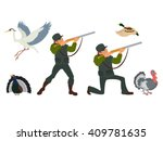 vector isolated image of the... | Shutterstock .eps vector #409781635