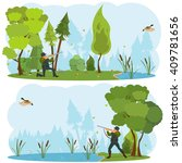 Vector Isolated Scenes Of...
