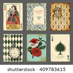 Alice In Wonderland Cards...