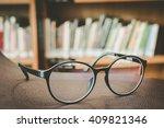 glasses | Shutterstock . vector #409821346