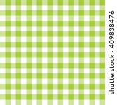 tablecloth lime green   Shutterstock .eps vector #409838476