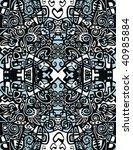 fantastic abstraction   Shutterstock .eps vector #40985884