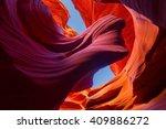 Arch Lower Antelope Slot Canyon