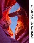 Lower Antelope Slot Canyon