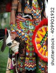 Small photo of Aztec Clothing