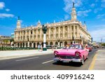 havana cuba  april 20 2016   ... | Shutterstock . vector #409916242