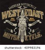 vintage label tee graphic